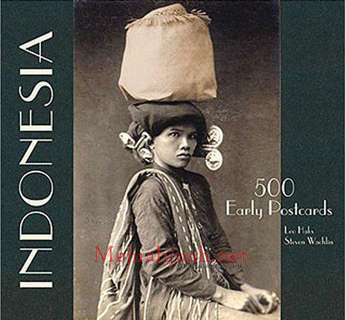 Buku : 500 Early Postcards Mejuahjuah.id I Ensiklopedia Karo